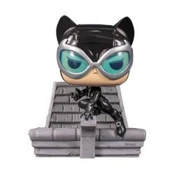 Figurine Pop Deluxe Batman Hush Catwoman on Rooftop Jim Lee Funko Boutique Geneve Suisse