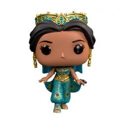 Figurine Pop Diamond Aladdin (2019) Princess Jasmine Edition Limitée Funko Boutique Geneve Suisse