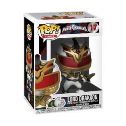 Figurine Pop Power Rangers Lord Drakkon Edition Limitée Funko Boutique Geneve Suisse