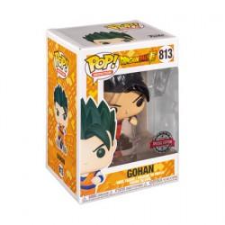 Figur Pop Metallic Dragon Ball Super Gohan Limited Edition Funko Geneva Store Switzerland