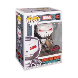 Figur Pop Metallic The Punisher War Machine Limited Edition Funko Geneva Store Switzerland