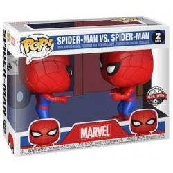 Figur Pop Spider-Man vs Spider-Man Imposter Limited Edition Funko Geneva Store Switzerland