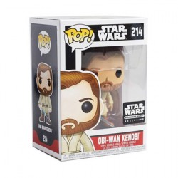 Figur Pop Star Wars Obi-Wan Kenobi Smugglers Bounty Limited Edition Funko Geneva Store Switzerland