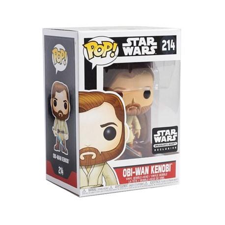 Figur Pop Star Wars Obi-Wan Kenobi Smugglers Bounty Limited Edition Funko Geneva Store Switzerland