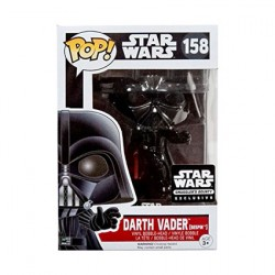 Figurine Pop Star Wars Darth Vader Smugglers Bounty Edition Limitée Funko Boutique Geneve Suisse