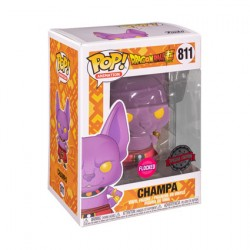 Figur Pop Flocked Dragon Ball Super Champa Limited Edition Funko Geneva Store Switzerland