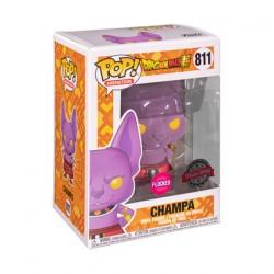 Figurine Pop Floqué Dragon Ball Super Champa Edition Limitée Funko Boutique Geneve Suisse