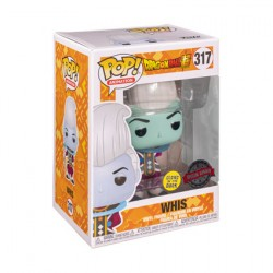 Figur Pop Glow in the Dark Dragon Ball Super Whis Limited Edition Funko Geneva Store Switzerland
