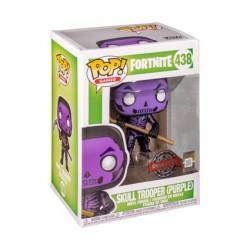 Figurine Pop Fortnite Skull Trooper Purple Edition Limitée Funko Boutique Geneve Suisse