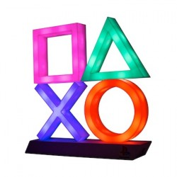 Figur Lamp Sony PlayStation Paladone Geneva Store Switzerland