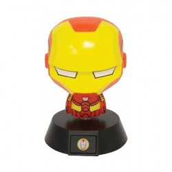 Figurine Lampe Marvel Iron Man 3D Character Paladone Boutique Geneve Suisse