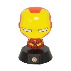 Figurine Veilleuse Marvel Iron Man 3D Character Paladone Boutique Geneve Suisse