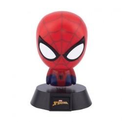 Figurine Veilleuse Marvel Spider-Man 3D Character Paladone Boutique Geneve Suisse