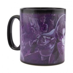 Figur The Legend of Zelda Heat Change XL Mug Majoras Mask Paladone Geneva Store Switzerland