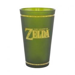 Figur Legend of Zelda Glass Hyrule Crest Paladone Geneva Store Switzerland