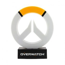 Figurine Lampe Led Logo Overwatch Paladone Boutique Geneve Suisse