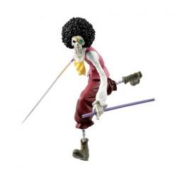 Figurine Figurine One Piece Stampede Brook Bandai Boutique Geneve Suisse