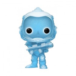 Figurine Pop SDCC 2020 Transparent Glitter Mr Freeze Edition Limitée Funko Boutique Geneve Suisse