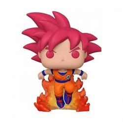Figur Pop SDCC 2020 Animation DBZ Super Saiyan God Goku Limited Edition Funko Geneva Store Switzerland