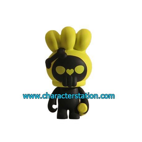 Figur Fuluto Skull Rabbit 23 by TobyHK Kuso Vinyl Geneva Store Switzerland