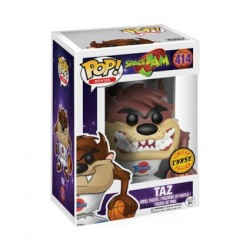 Figurine Pop Film Space Jam Taz Chase Edition Limitée Funko Boutique Geneve Suisse
