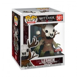Figur Pop 6 inch The Witcher 3 Wild Hunt Leshen Limited Edition Funko Geneva Store Switzerland