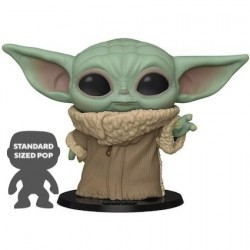 Figurine Pop 25 cm Star Wars The Mandalorian The Child (Baby Yoda) Funko Boutique Geneve Suisse