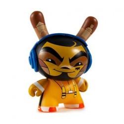 Figurine Duuny Designer Con Kung Fu par KaNO Kidrobot Boutique Geneve Suisse