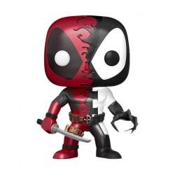 Figuren Pop Metallic Venom Venomized Deadpool Limitierte Auflage Funko Genf Shop Schweiz