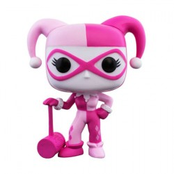Figur Pop DC Comics BC Awareness Harley Quinn Funko Geneva Store Switzerland