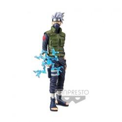 Figuren Naruto Shippuden Statuette Grandista Nero Hatake Kakashi 29 cm Banpresto Genf Shop Schweiz
