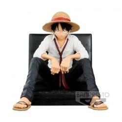 Figurine One Piece statuette Creator X Creator Monkey D. Luffy 12 cm Banpresto Boutique Geneve Suisse