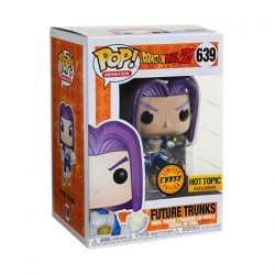 Figurine Box Dragon Ball Z Pop Metallique Future Trunks Chase Edition Limitée Funko Boutique Geneve Suisse