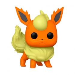 Figuren Pop Pokemon Flareon (Selten) Funko Genf Shop Schweiz