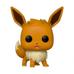 Figurine Pop Pokemon Evolie Debout (Rare) Funko Boutique Geneve Suisse