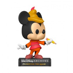 Figurine Pop Disney Archives Beanstalk Mickey Funko Boutique Geneve Suisse