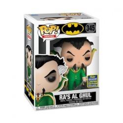 Figurine Pop SDCC 2020 DC Comics Ra's Al Ghul Edition Limitée Funko Boutique Geneve Suisse