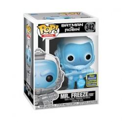 Figuren Pop SDCC 2020 Transparent Glitter Mr Freeze Limitierte Auflage Funko Genf Shop Schweiz