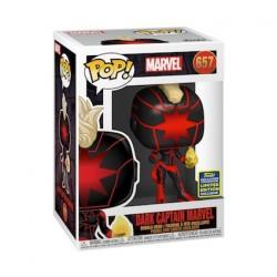 Figuren Pop SDCC 2020 Dark Captain Marvel Limitierte Auflage Funko Genf Shop Schweiz