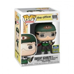 Figur Pop SDCC 2020 TV The Office Recyclops Limited Edition Funko Geneva Store Switzerland