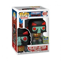 Figur Pop SDCC 2020 Motu Blast-Attak Limited Edition Funko Geneva Store Switzerland