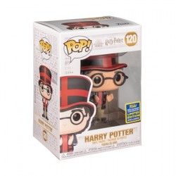 Figur Pop SDCC 2020 Harry Potter at World Cup Limited Edition Funko Geneva Store Switzerland