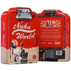 Figurine Fallout Nuka World Kit Doctor Collector Boutique Geneve Suisse