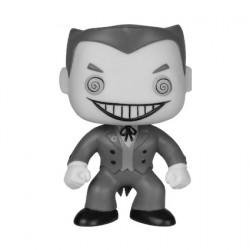 Figurine Pop DC Comics The Joker Noir et Blanc (Rare) Funko Boutique Geneve Suisse