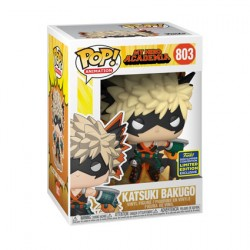 Figur Pop SDCC 2020 My Hero Academia Katsuki Bakugo Limited Edition Funko Geneva Store Switzerland