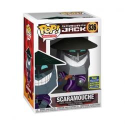 Figuren Pop SDCC 2020 Samurai Jack Scaramouche Limitierte Auflage Funko Genf Shop Schweiz