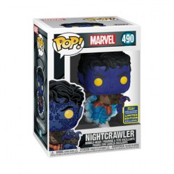 Figur Pop SDCC 2020 Marvel X-Men Nightcrawler Limited Edition Funko Geneva Store Switzerland
