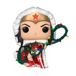 Figur Pop DC Comics Holiday Wonder Woman with String Light Lasso Funko Geneva Store Switzerland