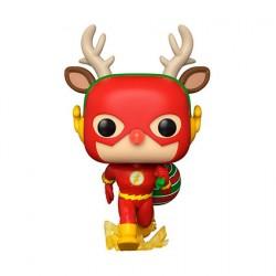 Figur Pop DC Comics Holiday The Flash Holiday Dash Funko Geneva Store Switzerland