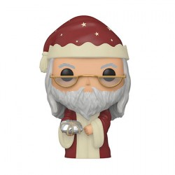 Figurine Pop Harry Potter Holiday Albus Dumbledore Funko Boutique Geneve Suisse